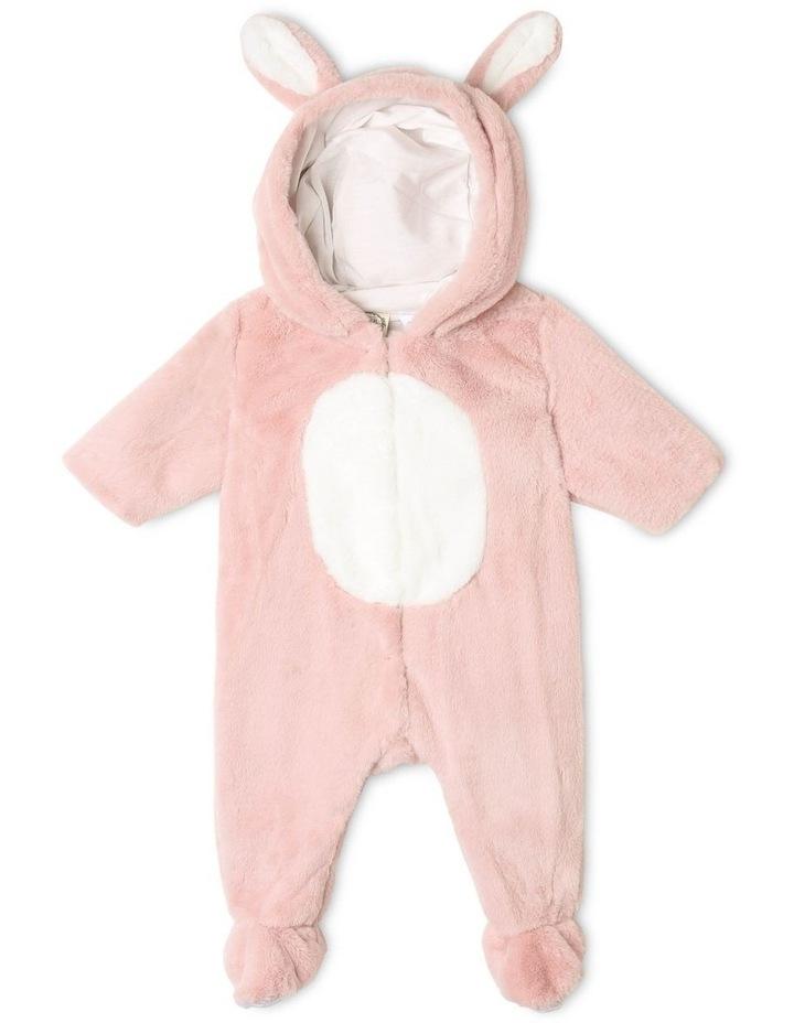 Pink Bunnysuit image 1