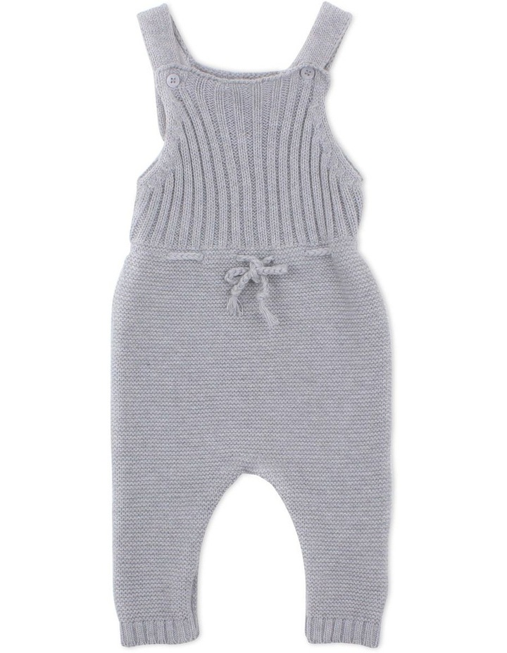 Aust Knit Overalls image 1