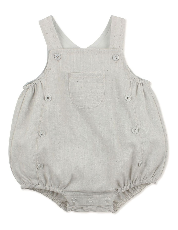 Harry Button Front Romper image 1