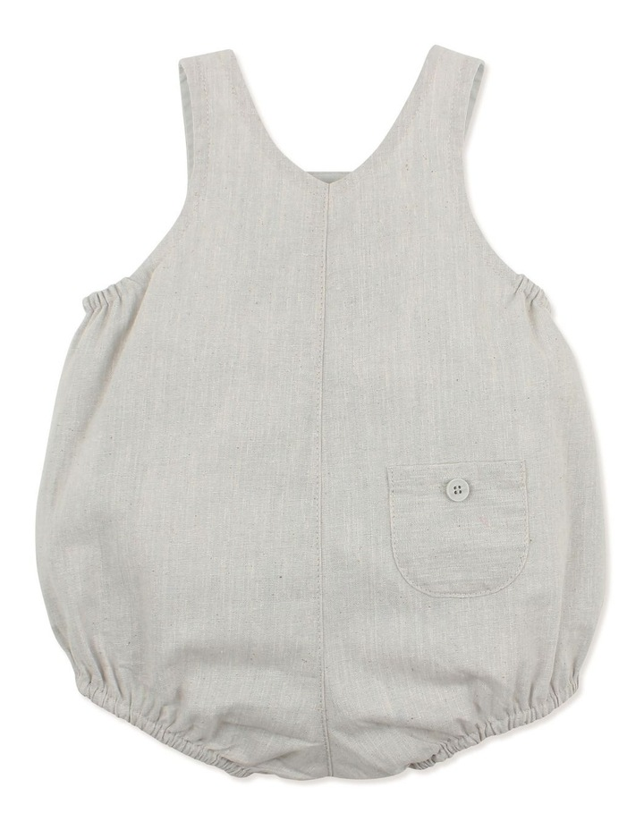 Harry Button Front Romper image 2