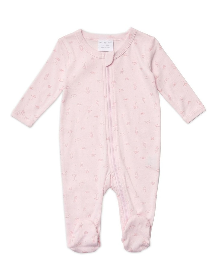 2 Pack Girls Growsuits Fairy Pink image 2