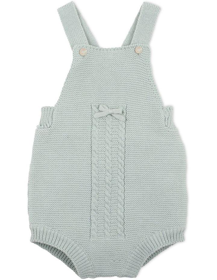 Tia Sage Knitted Bodysuit image 1