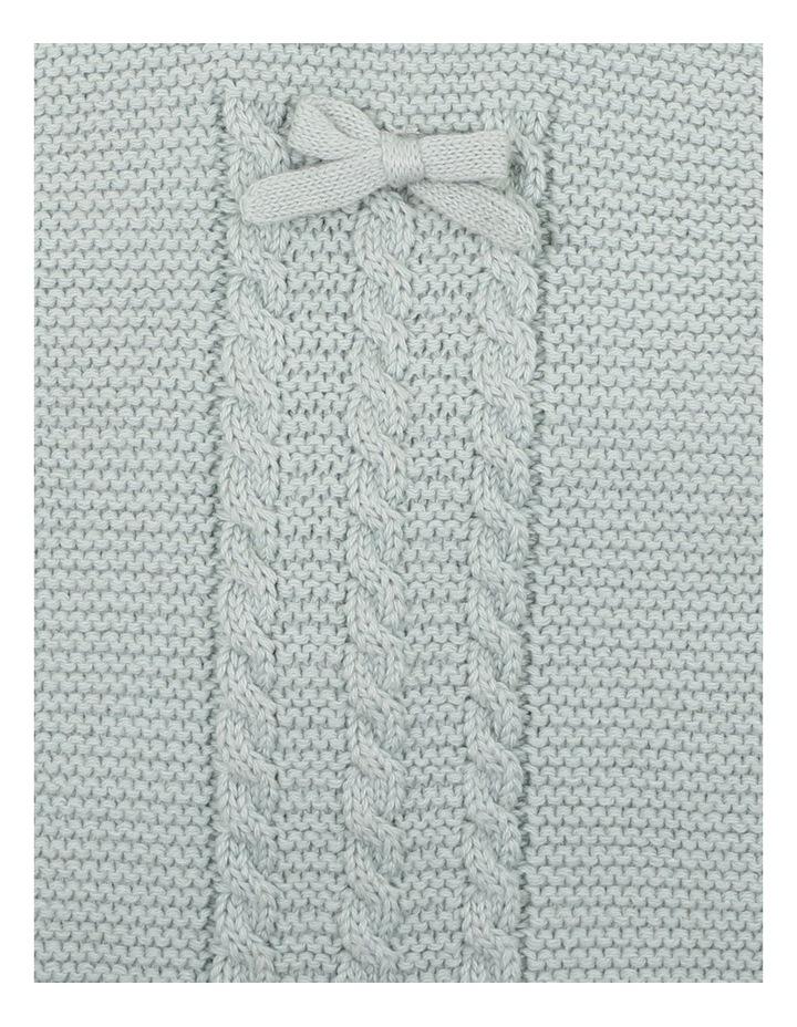 Tia Sage Knitted Bodysuit image 3