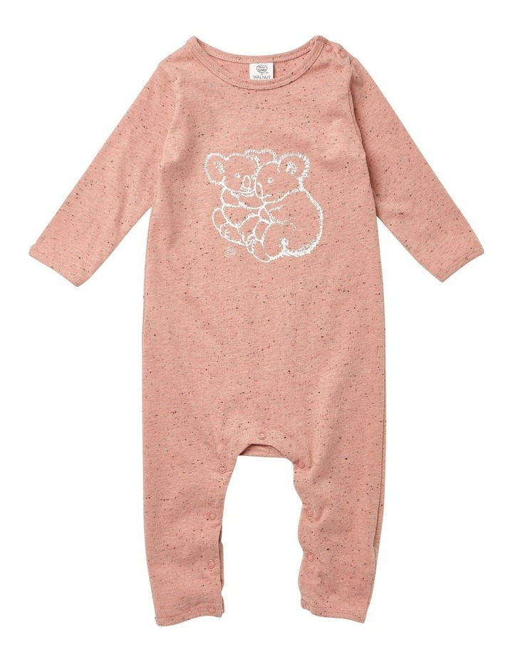 May Gibbs Scout Onesie Pink image 1