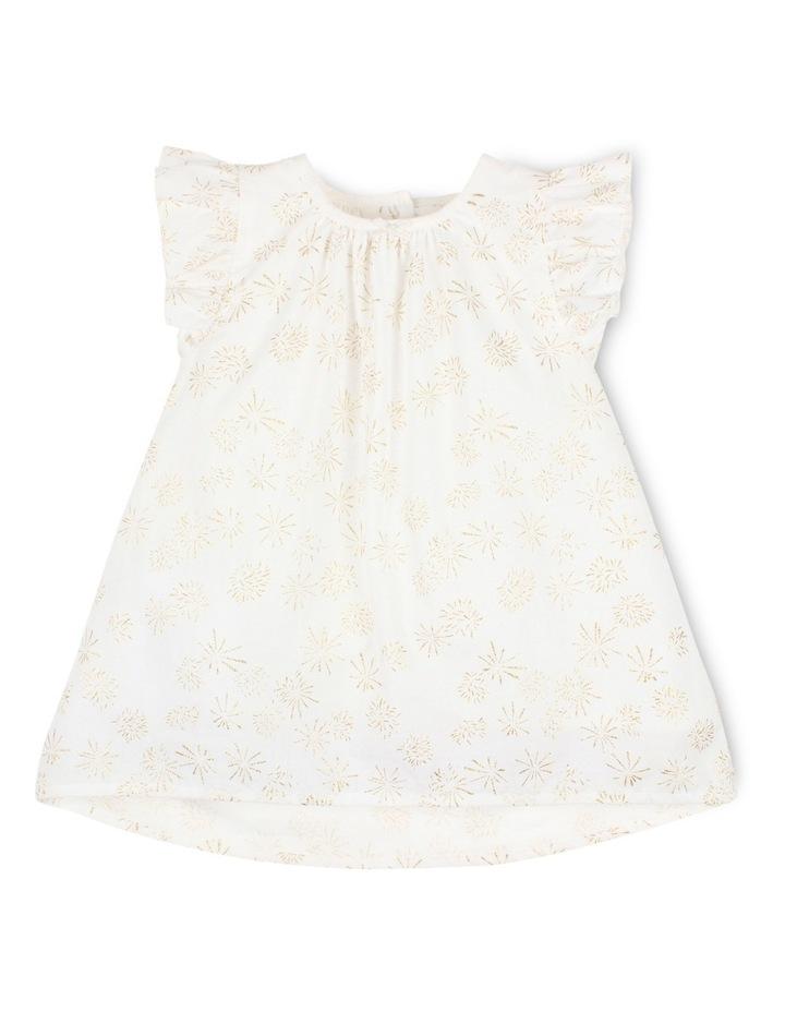 Print dress image 1