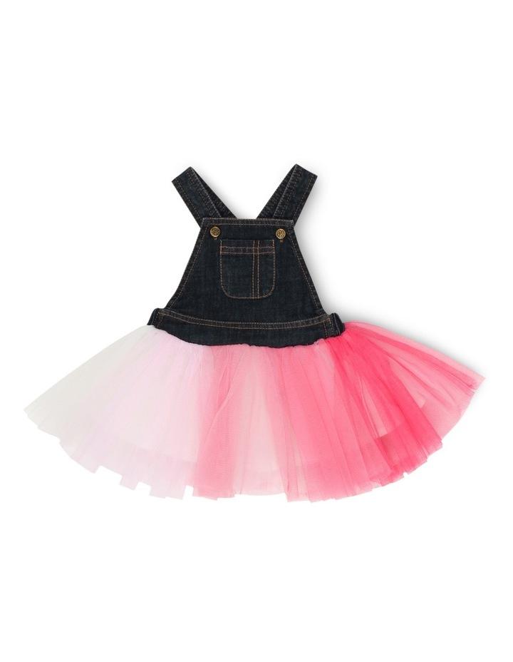 Bunny Denim Overall Dress image 1
