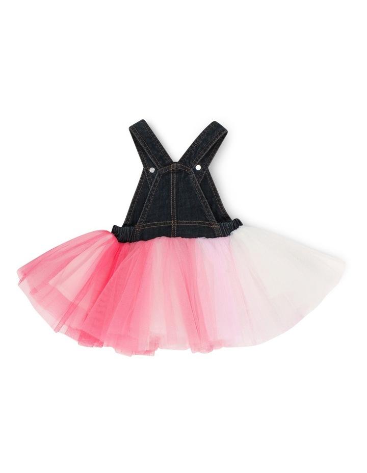 Bunny Denim Overall Dress image 2