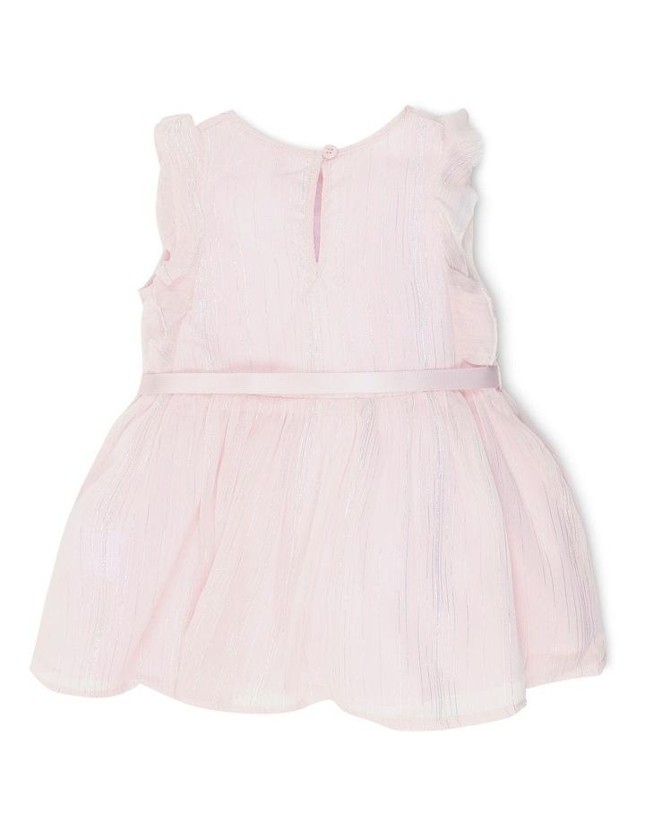 High Tea Dress w Belt image 2