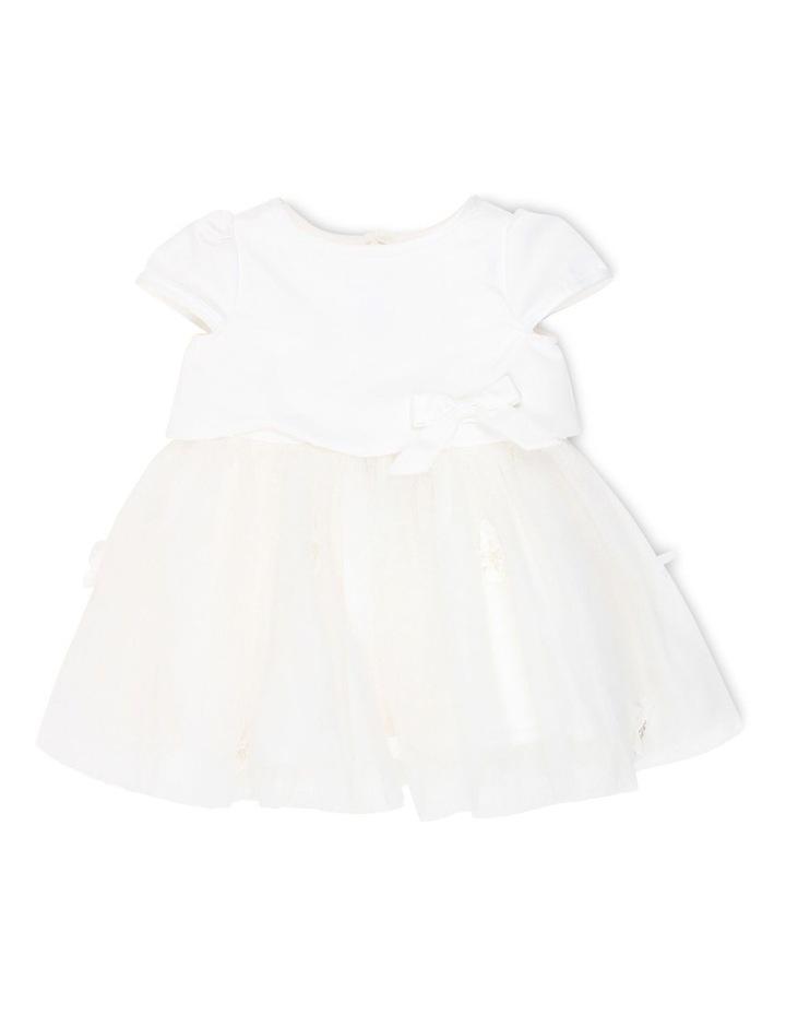 GIRLS BUTTERFLY DRESS image 1