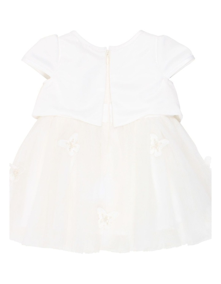GIRLS BUTTERFLY DRESS image 2
