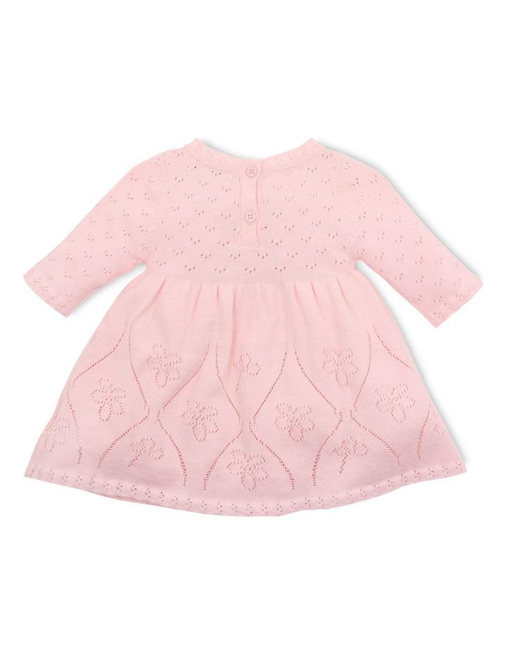 MIMI KNIT DRESS image 2