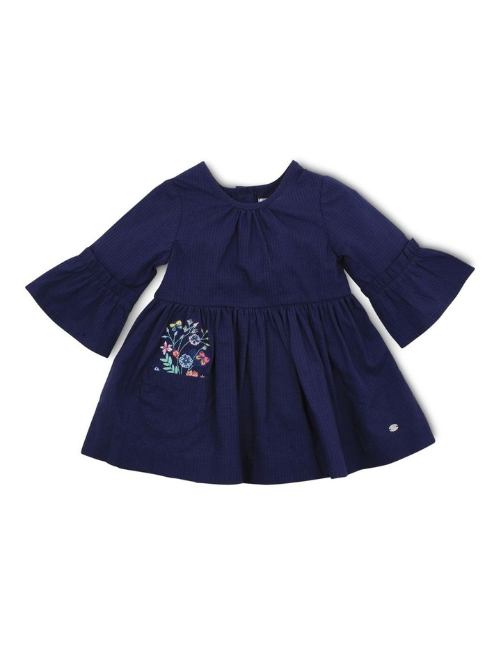 OLIVIA EMBROIDERED DRESS image 1