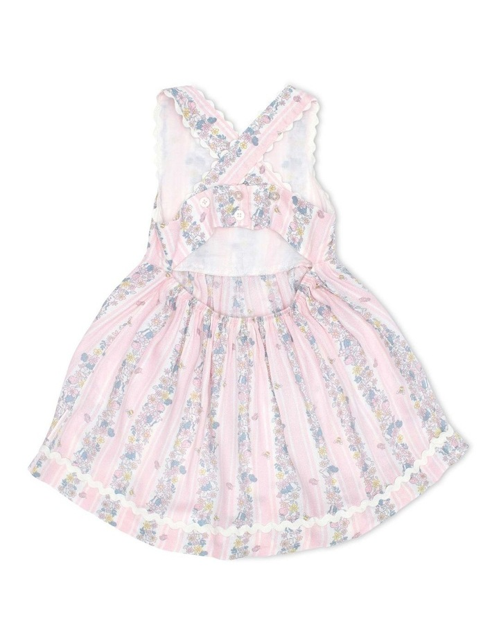 Crepe Dress with Ric Rac Trim image 2