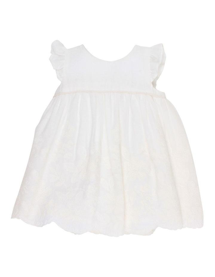 Maia Embroidered Dress image 1