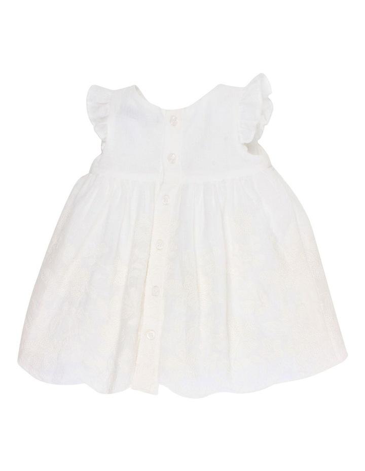 Maia Embroidered Dress image 2