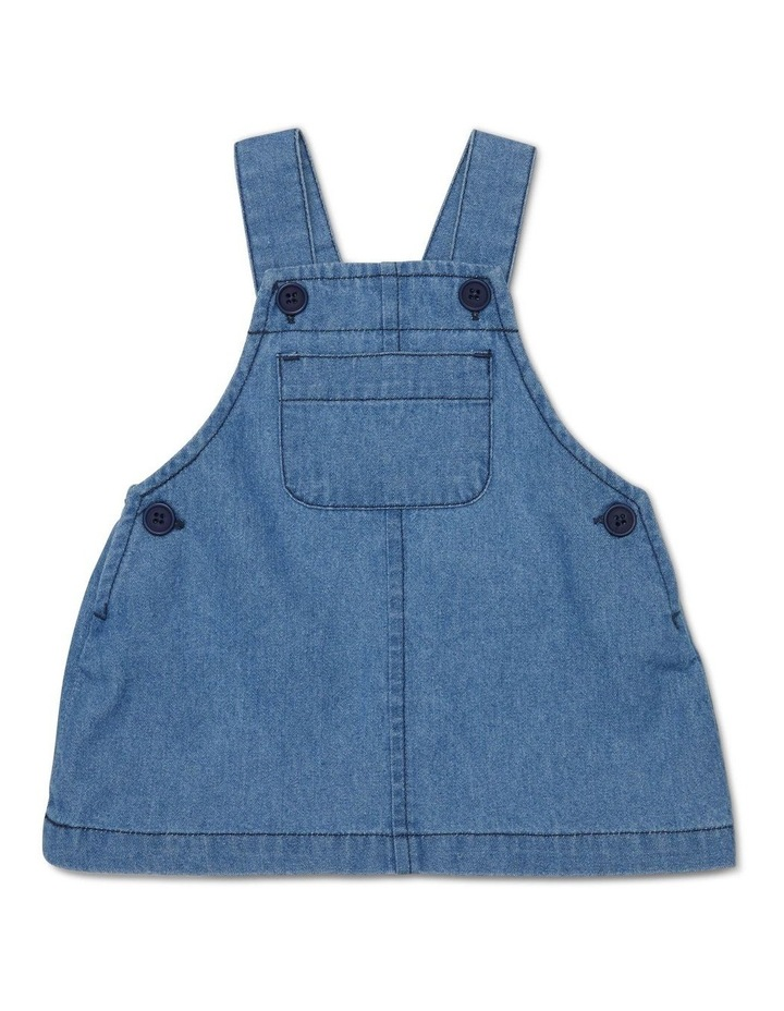 Denim Pinafore image 1