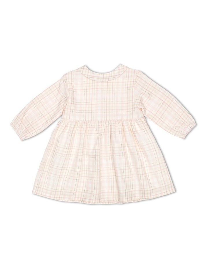 Flannel Check Dress image 2