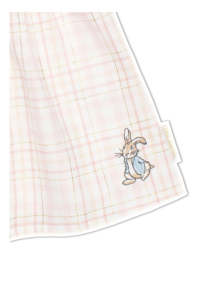 Flannel Check Dress image 3