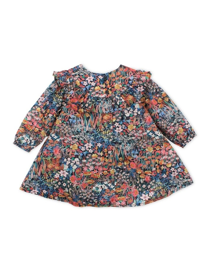 Liberty Faria Flowers Yoke Frill Dress image 2