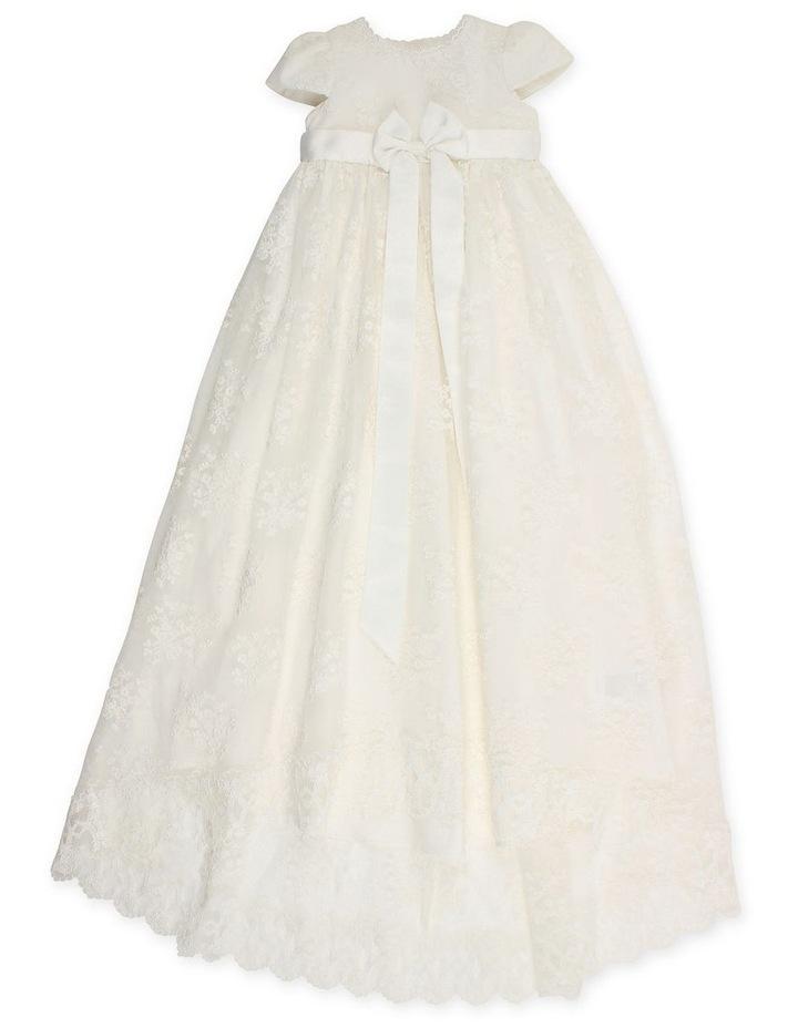 Hi Low Christening Dress image 1