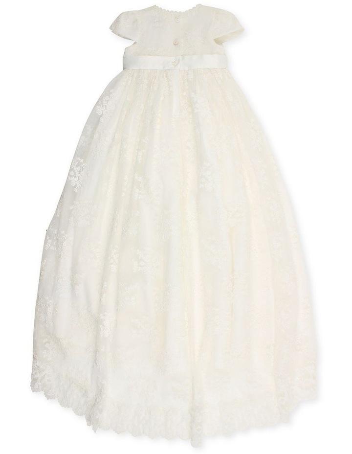 Hi Low Christening Dress image 2