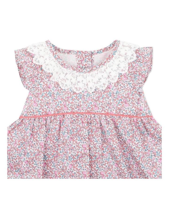 Liberty Lace Collar Dress 3-5 Years image 3