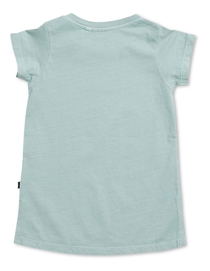 Pia Tee Dress - Mint image 2