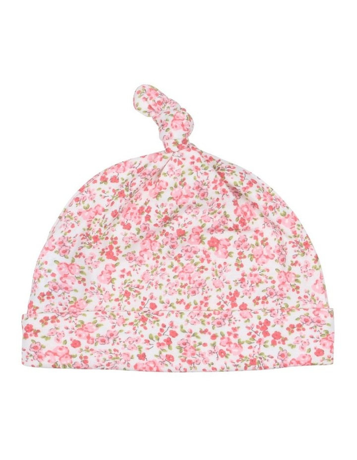Floral Beanie image 1