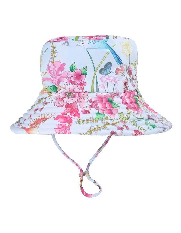 Peony Blue Swim Hat 310 image 1