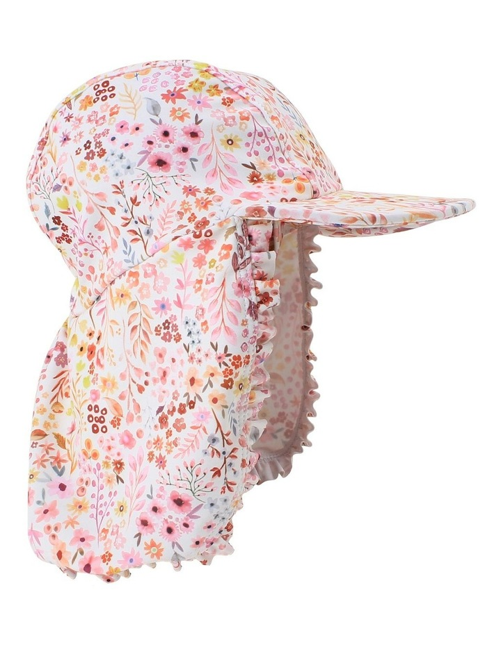 RUBY PINK LEGIONNAIRE HAT image 1