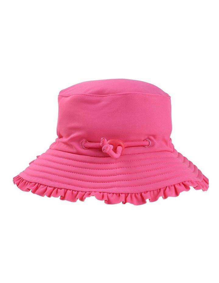 Hot Pink Sun Hat image 2