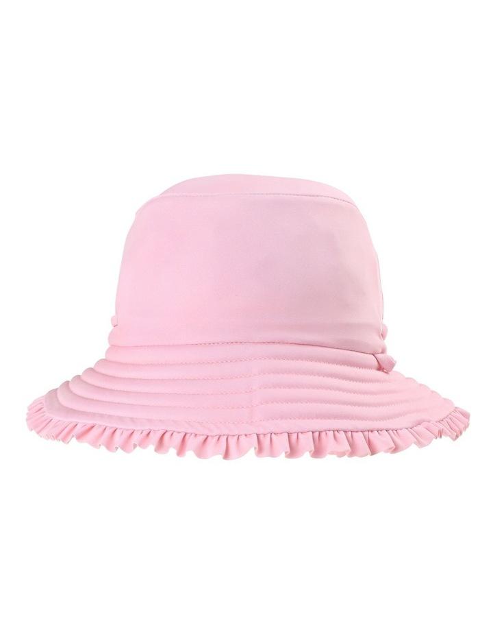 Pale Pink Sun Hat image 1