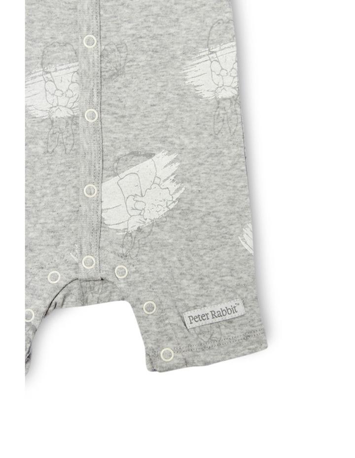 Short sleeve romper image 3