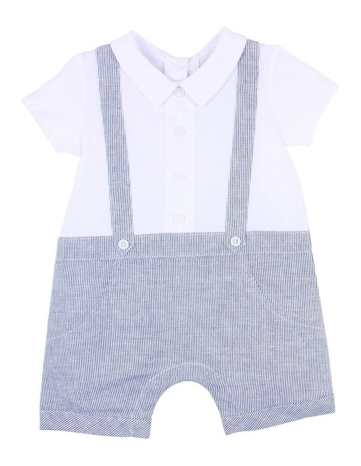 Louis Overall Romper image 1