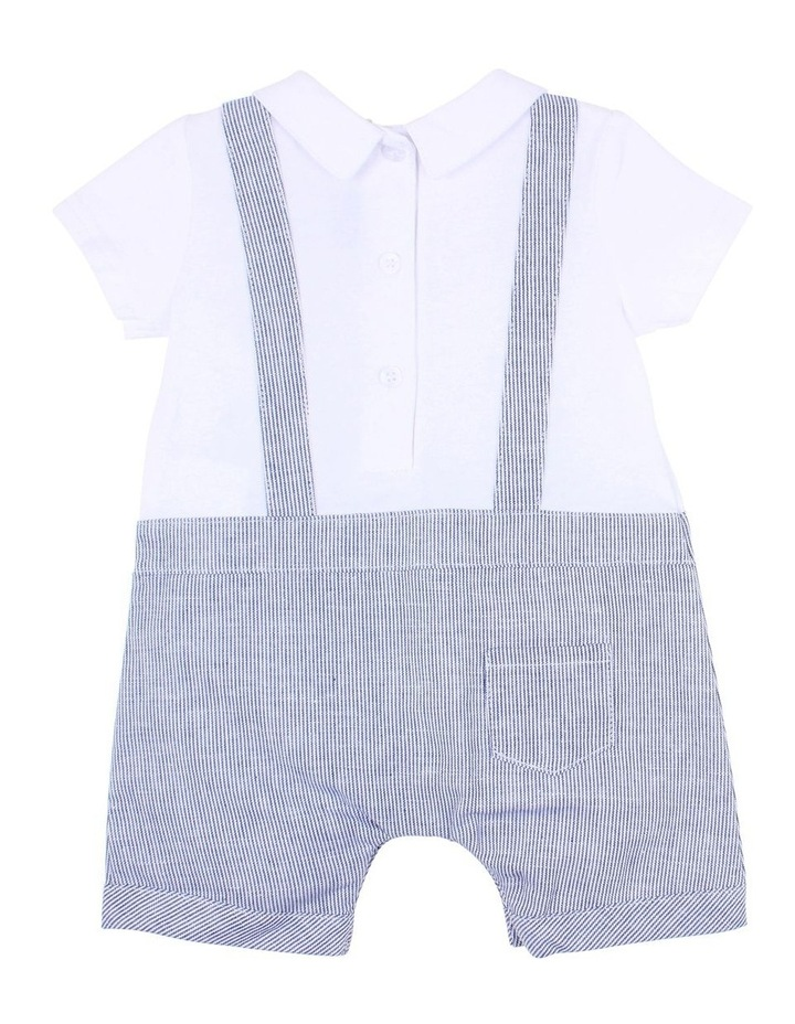 Louis Overall Romper image 2