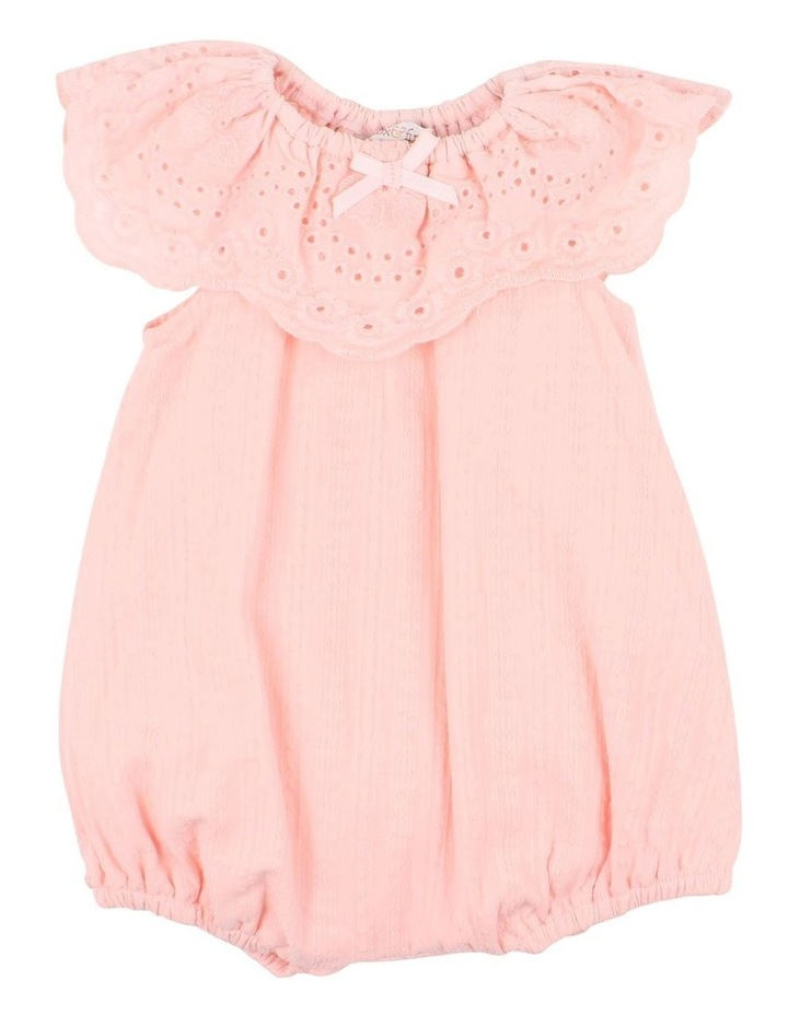 Frolic Broderie Anglaise Romper image 1