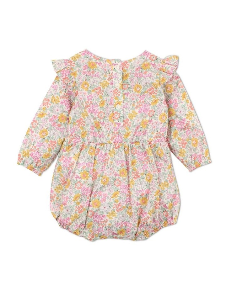 Liberty Honey Dew Woven Romper image 2