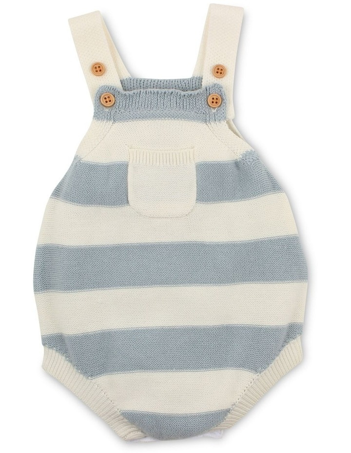MAX KNITTED ROMPER image 1