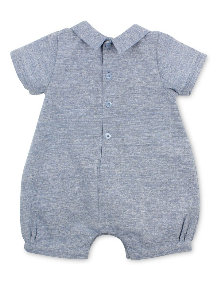 HARRY ROMPER WITH COLLAR image 2
