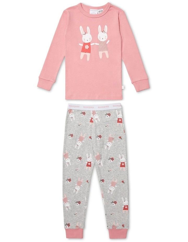 Girls Best Bunnies Pyjamas image 1