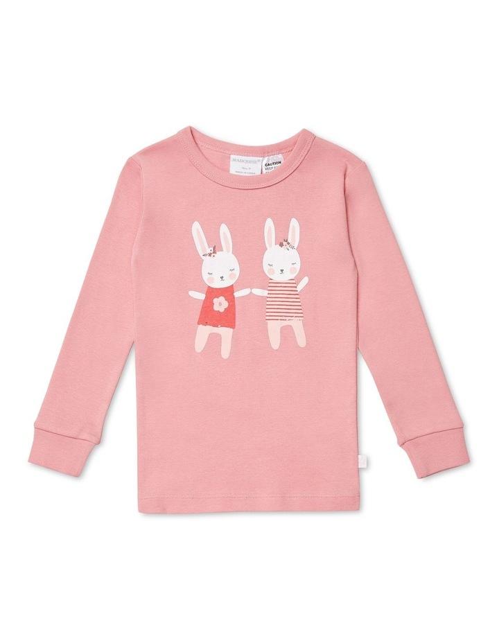 Girls Best Bunnies Pyjamas image 2