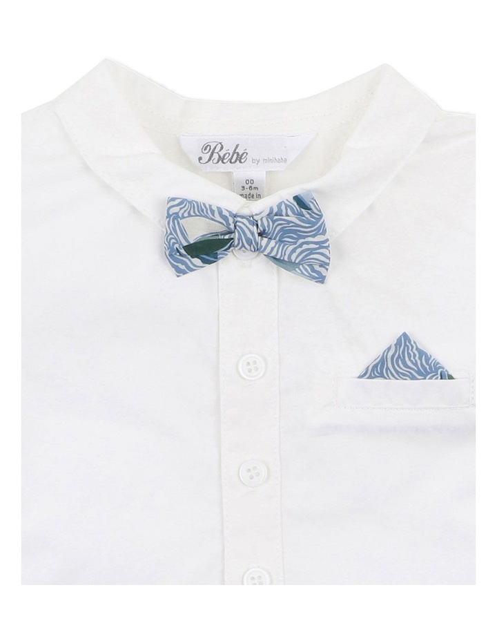 Liberty Sail Away Bow Tie Romper image 3