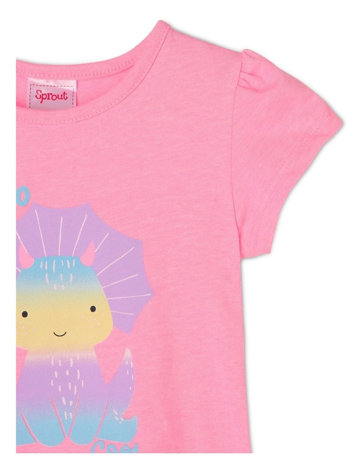 Girls Essential T-Shirt image 3