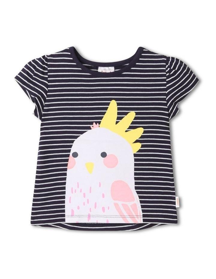 Essential Bird Print T-Shirt image 1