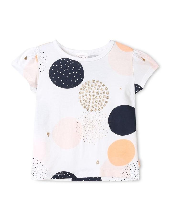 Essential Watercolour Splash T-Shirt image 1