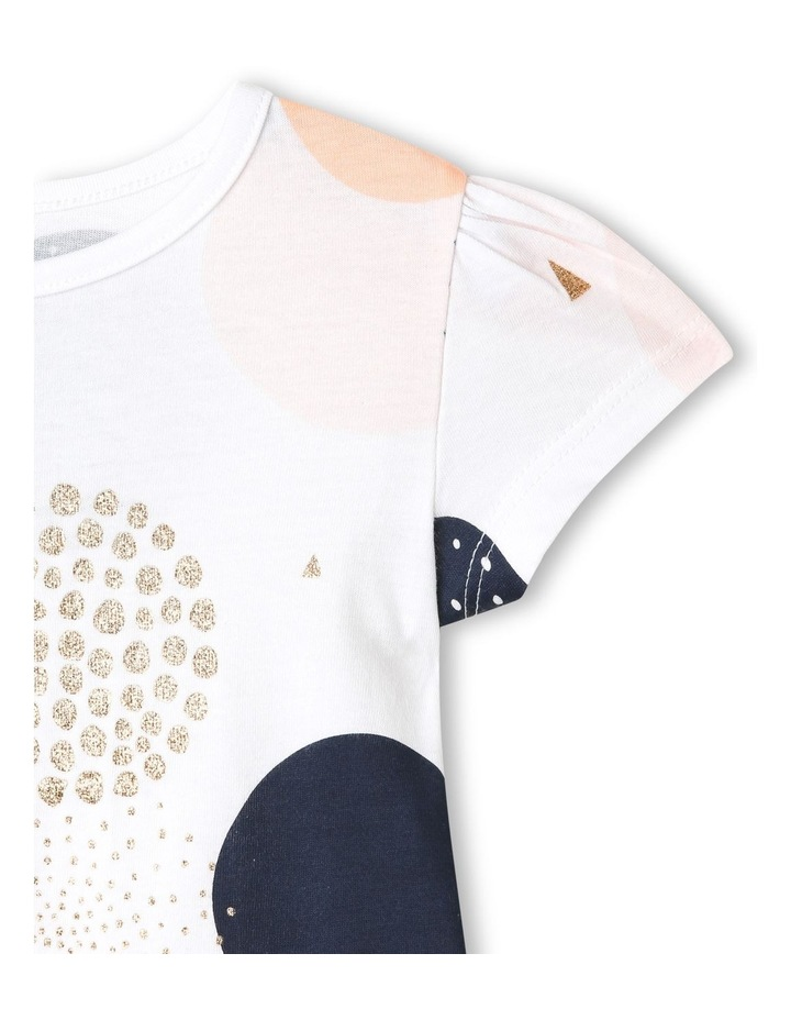 Essential Watercolour Splash T-Shirt image 2