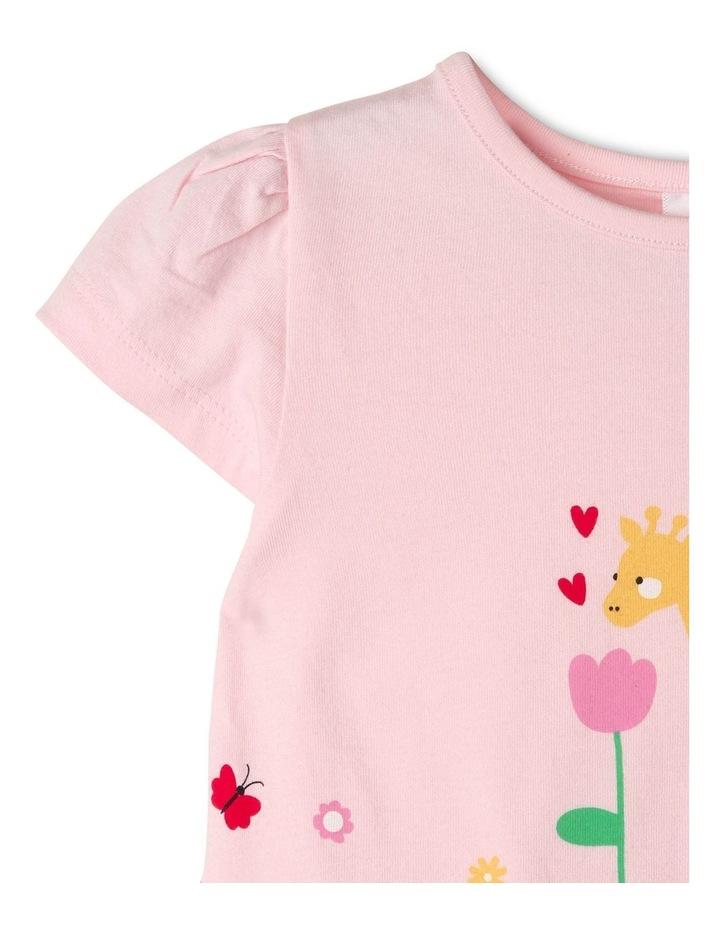 Essential Jungle Scape Print T-Shirt image 3
