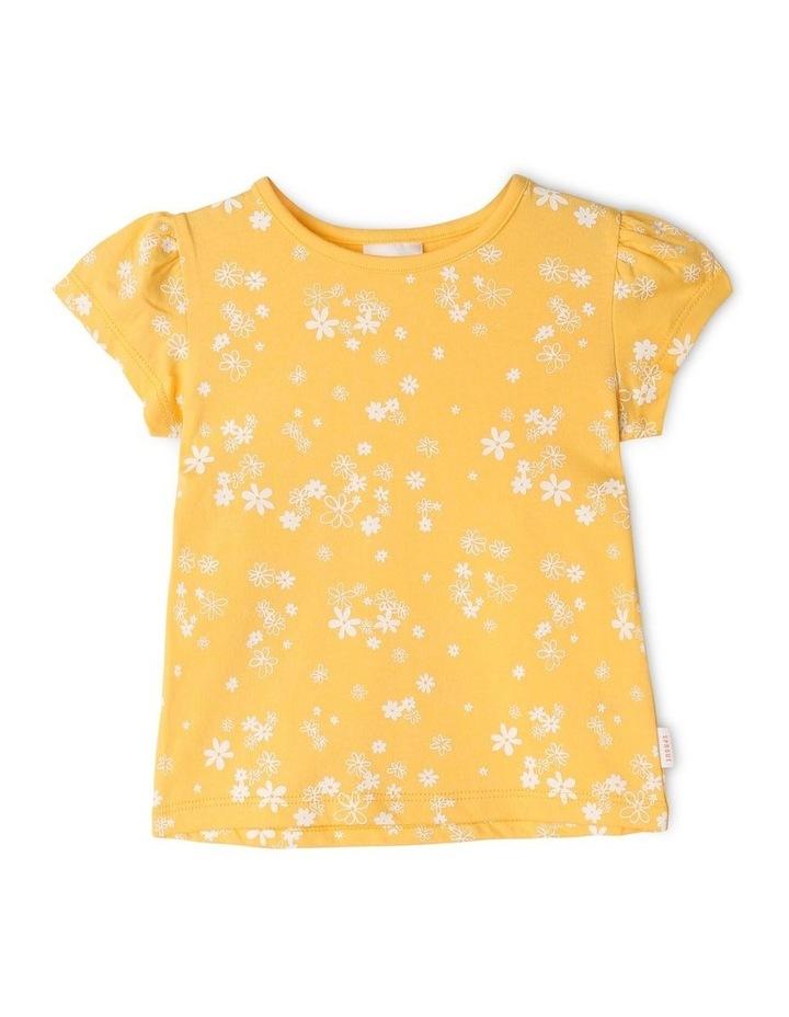 Essential Daisy Print T-Shirt image 1