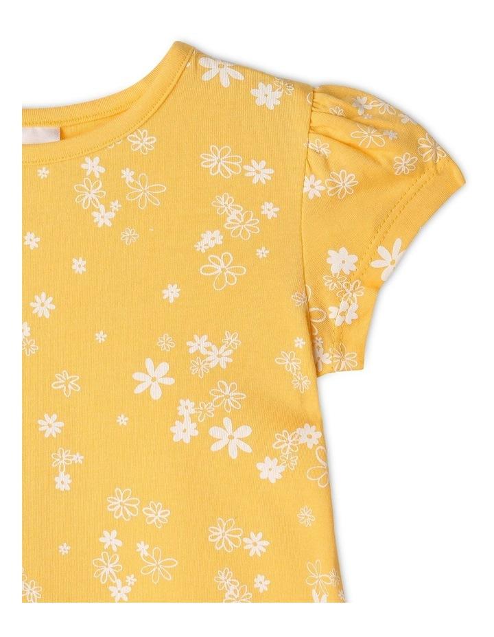 Essential Daisy Print T-Shirt image 2