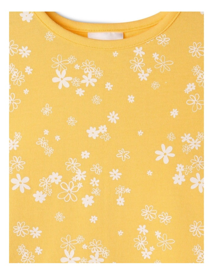 Essential Daisy Print T-Shirt image 3